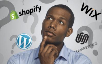 015 – The Best Web Development Platform for Non-Profits: Squarespace vs. Wix vs. Shopify vs. WordPress