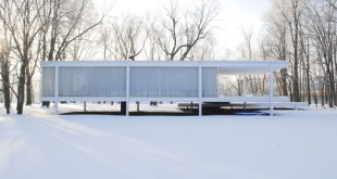 The Story of Mies van der Rohe's Farnsworth House to Become Hollywood Film