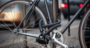Tex-Lock Bike Lock Uses Fabric That's as Strong as High-Grade Steel