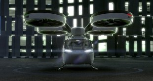 Airbus new drone-car hybrid takes to the sky when stuck in traffic