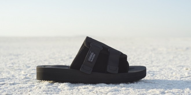 SUICOKE 'Walking About It' Collection Elevates Your Sandal Style