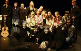 World Theater Day - Make Dreams Happen | A guest blog for WOW-EFFECT by Tanya de Kruijff