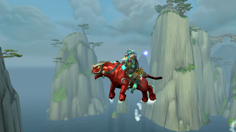 Jewelcrafting Panther Mounts (5/5)