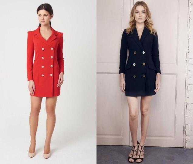 f1a581c37ef Некоторые модели таких нарядов выполнены с рукавами (в этом случае они  напоминают пальто)