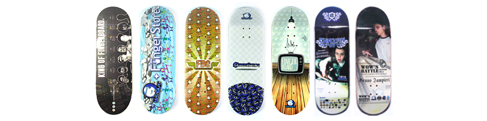 Collab Series Wow Fingerboard