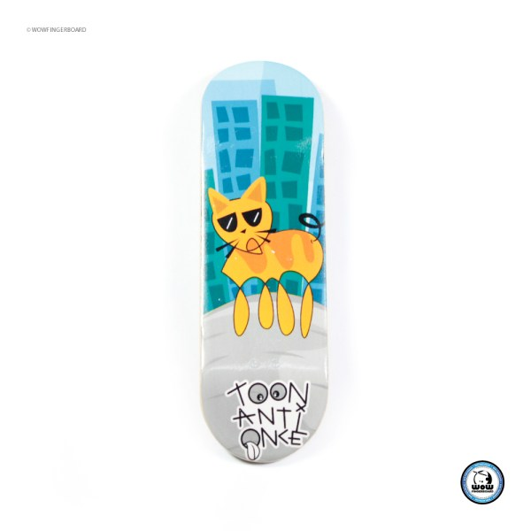 Anti Once Deck Cool Cat