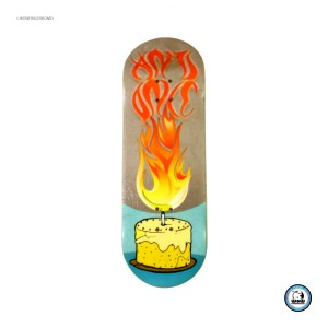 Anti Once Deck Flame Cake