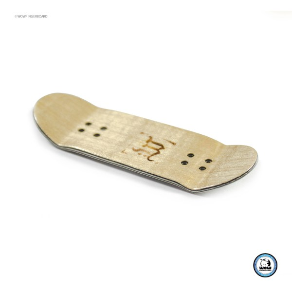 Wow Fingerboard - Concaves Mold Classic 32mm