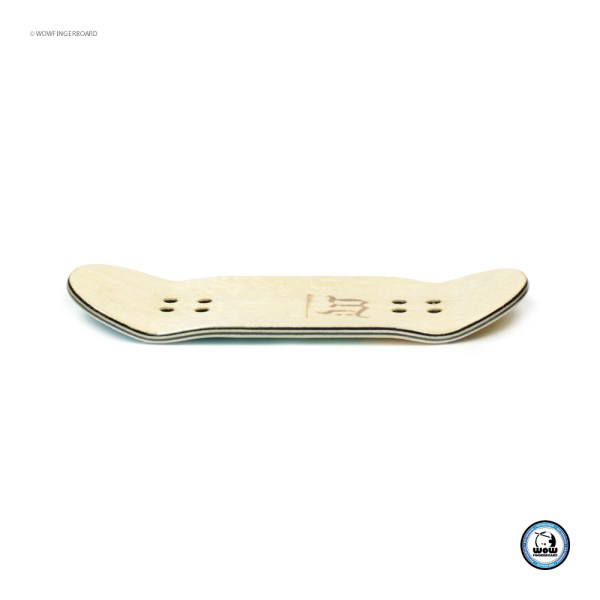 Wow Fingerboard - Concaves Mold Deep 33.5mm