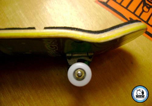 2009 Wow Fingerboard