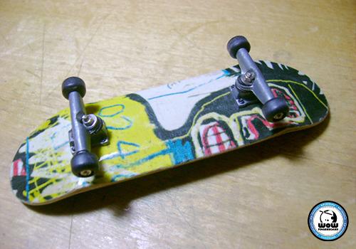 2011 Wow Fingerboard