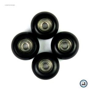 Wow Wheels CNC Preta