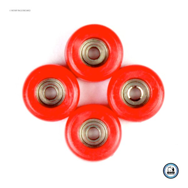 Wow Wheels Vermelha