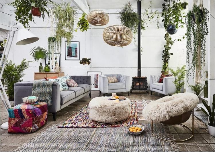 2018 BOHEMIAN INTERIOR DESIGN TRENDS AMAZING TIPS AND IDEAS