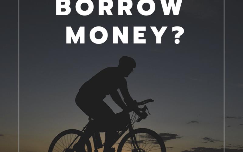 借錢投資 borrow money