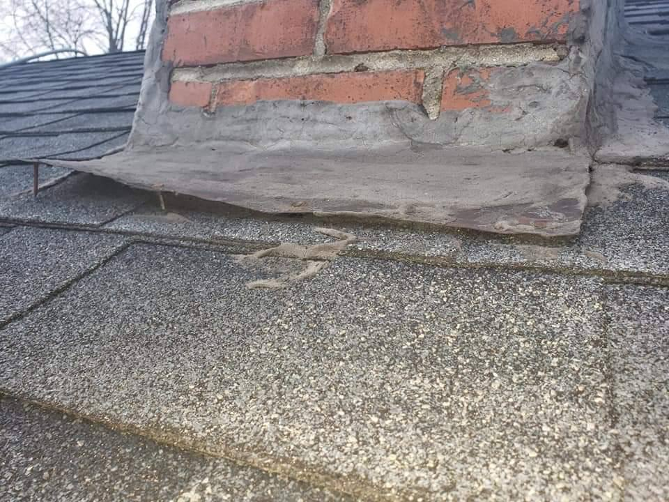 Roof and Chimney Repair Tristate Area