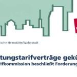 Tarifverhandlungen Nassauische Heimstätte starten!