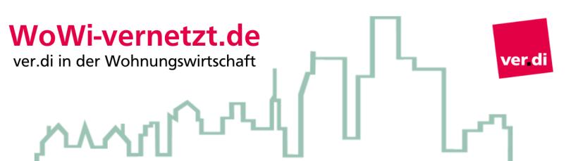 WoWi-vernetzt.de - ver.di in der Wohnungswirtschaft