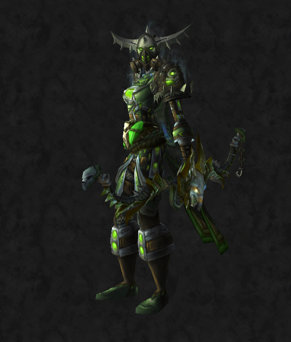 Wow Hunter Bow Transmog
