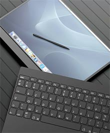 iTablet concept from YankoDesign