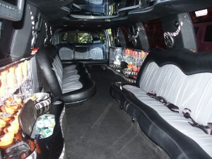 Connecticut H2 Hummer Interior Beauty photo