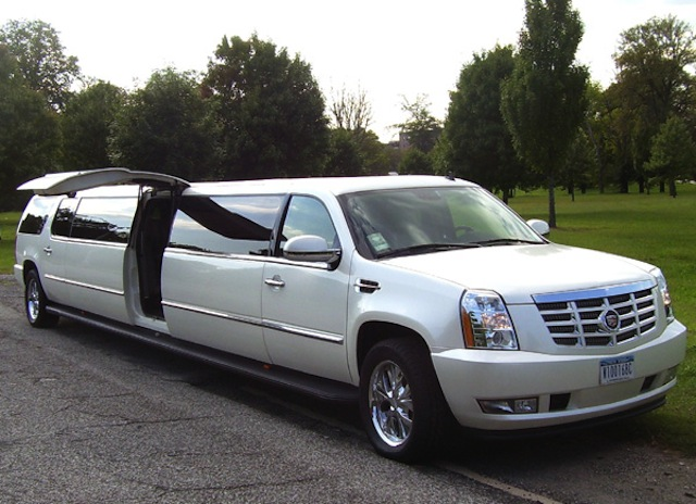 CT Cadillac Escalade Lear Jet Door picture