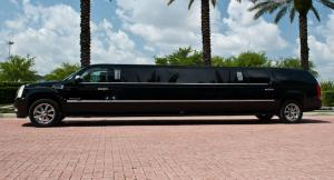 WoW Las Olas Limo Service Stretch Escalade picture