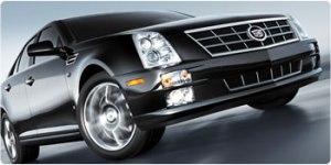 Ride in a Luxury sedan