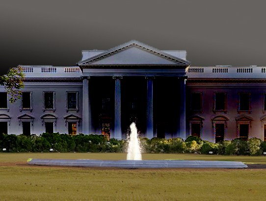 Post-Apocalyptic White House