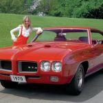 1970 GTO Ad