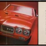 1970 Pontiac GTO AD Photo