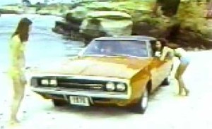 1970 Dodge Charger 500 TV