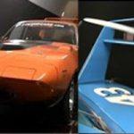 1971 Superbird & Daytona Tribute Car Wind Tunnel Test
