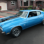Recently Sold A 1970 Chevrolet Chevelle LS6