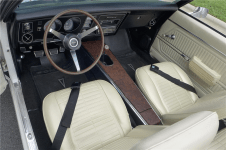 69 Firebird Interior
