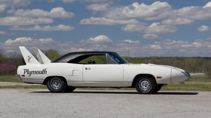 70 Plymouth Hemi Superbird