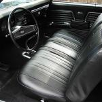 1969 Chevelle SS 396 With Bench Seat