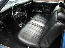 A 1969 Chevelle SS 396 With Bench Seat