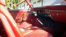 A 1969 Chevelle SS 396 With Red Interior