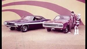 1970 Dodge Dealer Promo Challenger Charger