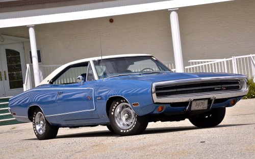 1970 Dodge Charger RT