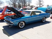 1969 Chevelle SS Blue S
