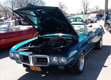 1969 Pontiac Firebird Convertible F