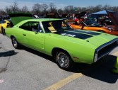 1970 Dodge Charger 440 Green
