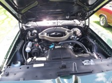 1970 GTO Front Engine