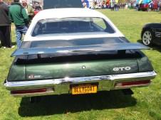 1970 GTO Rear - 2