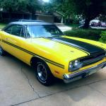 A Stunning Lemon Twist 1970 Plymouth GTX 440
