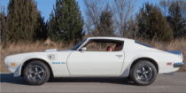1973 Pontiac Trans Am 455 Super Duty Side