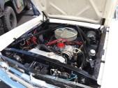 1967 Mustang Convertible - Engine