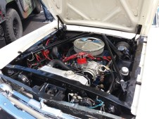 1967 Mustang Convertible - Engine